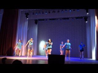 "Max Power Проект ""Территория танца""финал 2013-2014 год (визитка)"