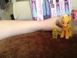 Моя колекция пони