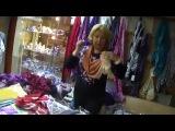 Как завязать платки, палантины, шарфы разные способы