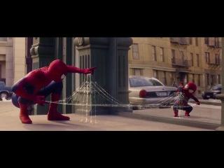 Человек-паук в детстве :)